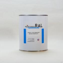 Apprêt anticorrosion monocomposant (pinceau/brosse/pistolet)