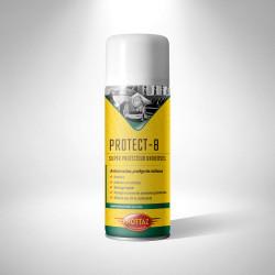 Vernis protecteur antirouille Mottaz Protect-8 aérosol
