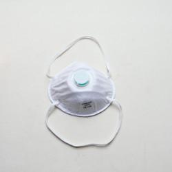 Masque antipoussières FFP2 avec valve