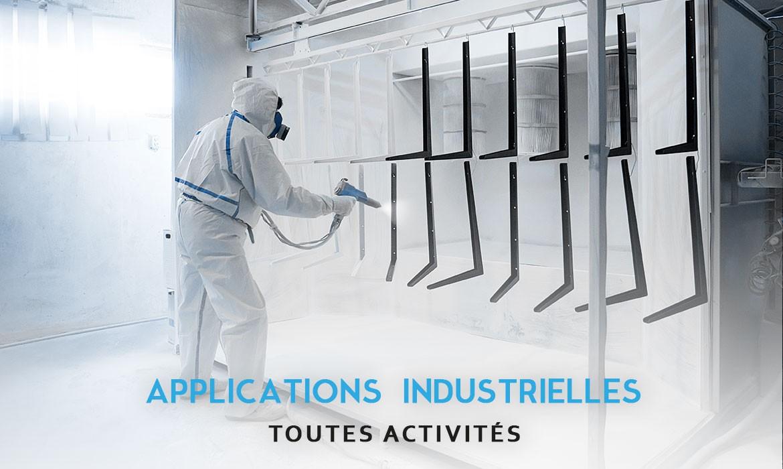 Peinture Ral pour applications industrielles